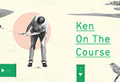 ken on the course 2017